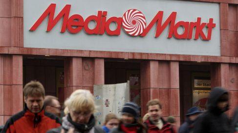Establecimiento de MediaMarkt (Foto: GETTY).