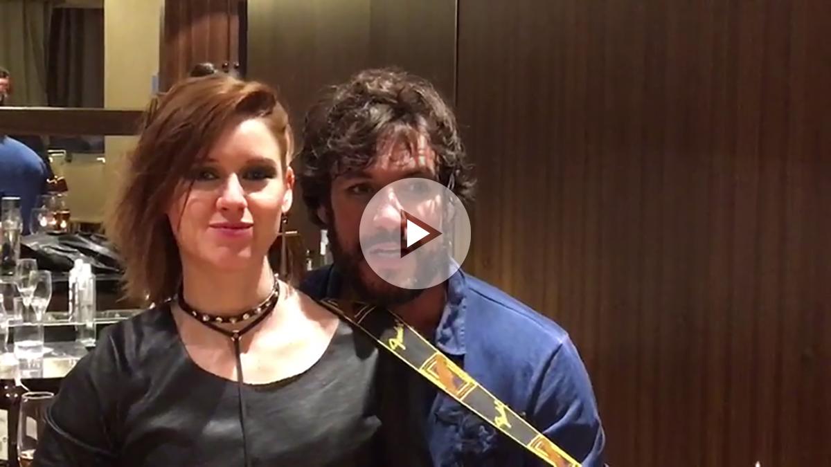 Manuela Vellés y Daniel Grao te invitan a la nueva obra de teatro de Las Noches de la Suite.