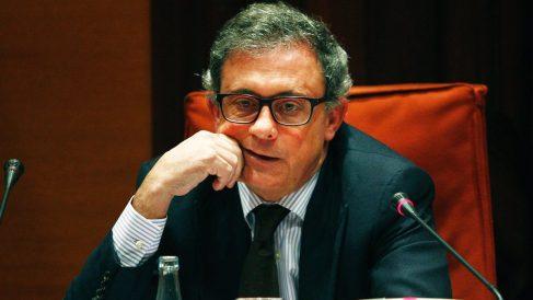 Jordi Pujol Ferrusola en una imagen de archivo. (Foto: AFP)