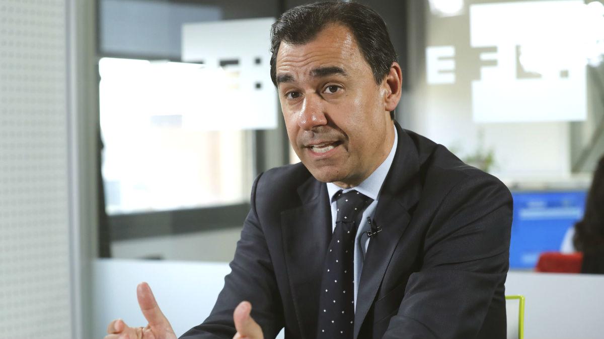 Fernando Martínez-Maíllo. (Foto: EFE)