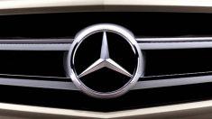 Logotipo de Mercedes Benz (Foto: Mercedes Benz)