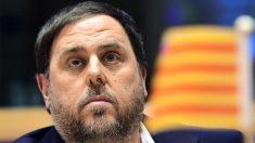 El presidente de ERC, Oriol Junqueras. (Foto: AFP)