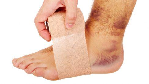 Curar las heridas rápidamente evita infecciones.