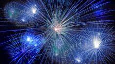 Descubre cómo funcionan los fuegos artificiales