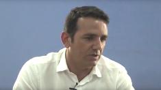 El concejal del Ayuntamiento de Pájara Guillermo Concepción Rodríguez.