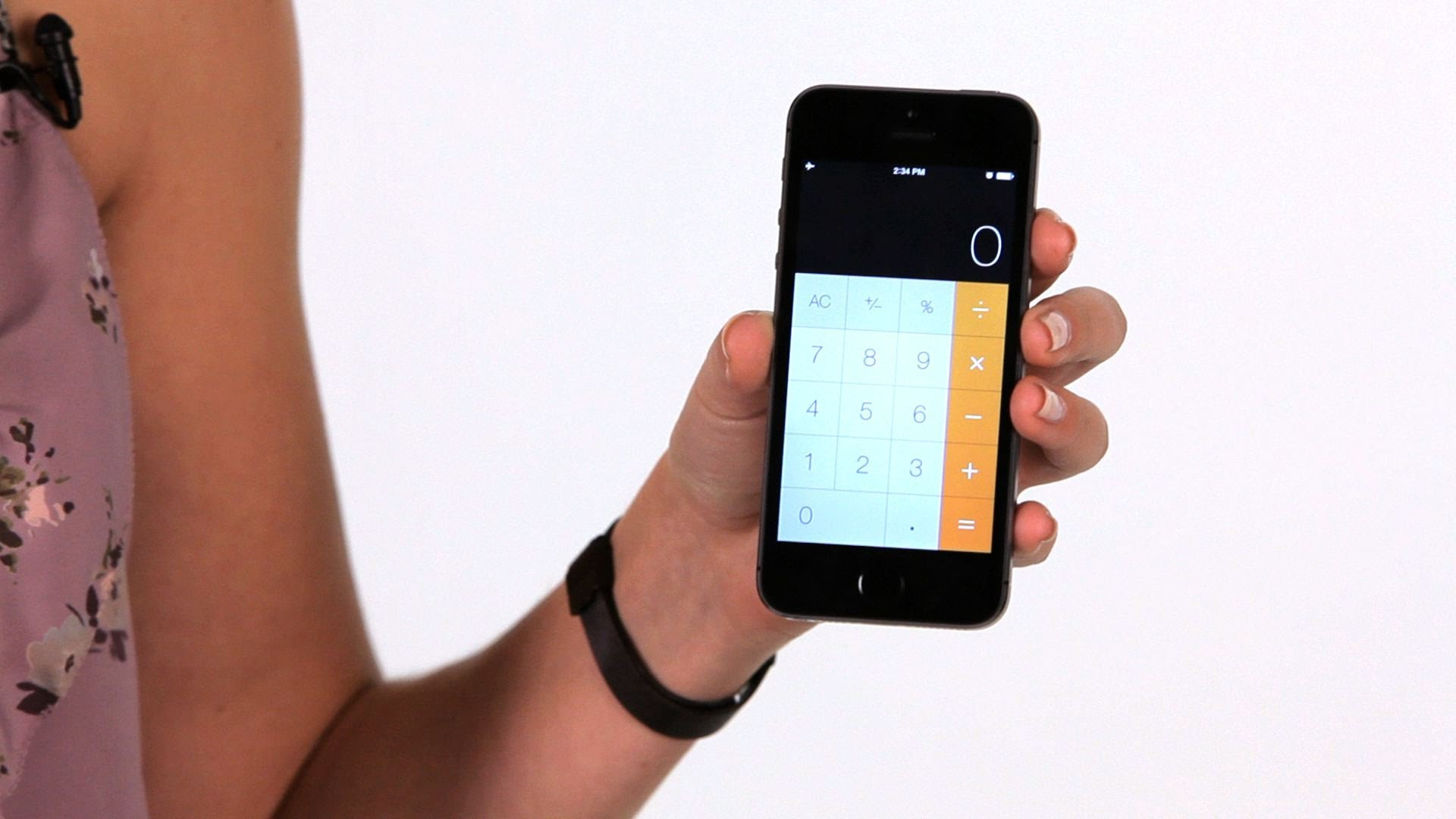 Iphone y el truco de la calculadora que se ha convertido en viral