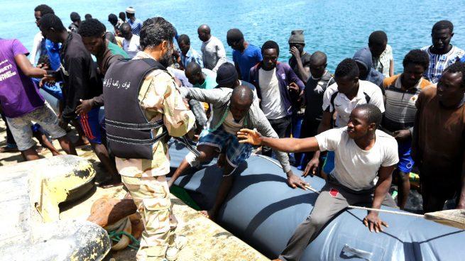 Migrantes-Mediterráneo