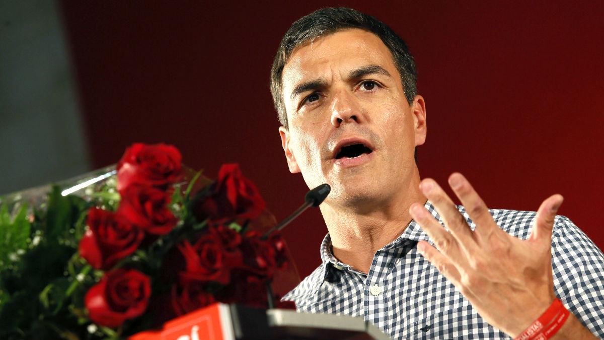 Pedro Sánchez (Foto: Efe).