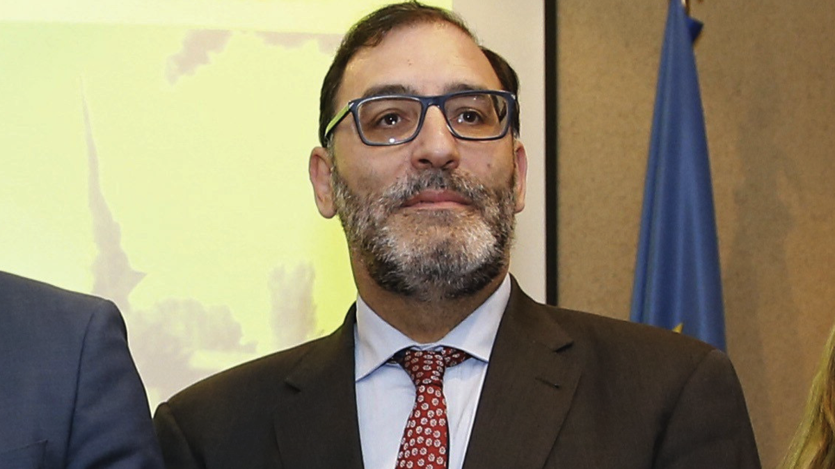 Eloy Velasco. (Foto: EFE)