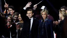 Emmanuel Macron, nuevo presidente de Francia (Foto: AFP)