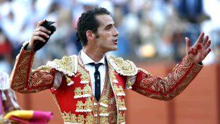 Pepe Moral cortó dos orejas en Illescas.