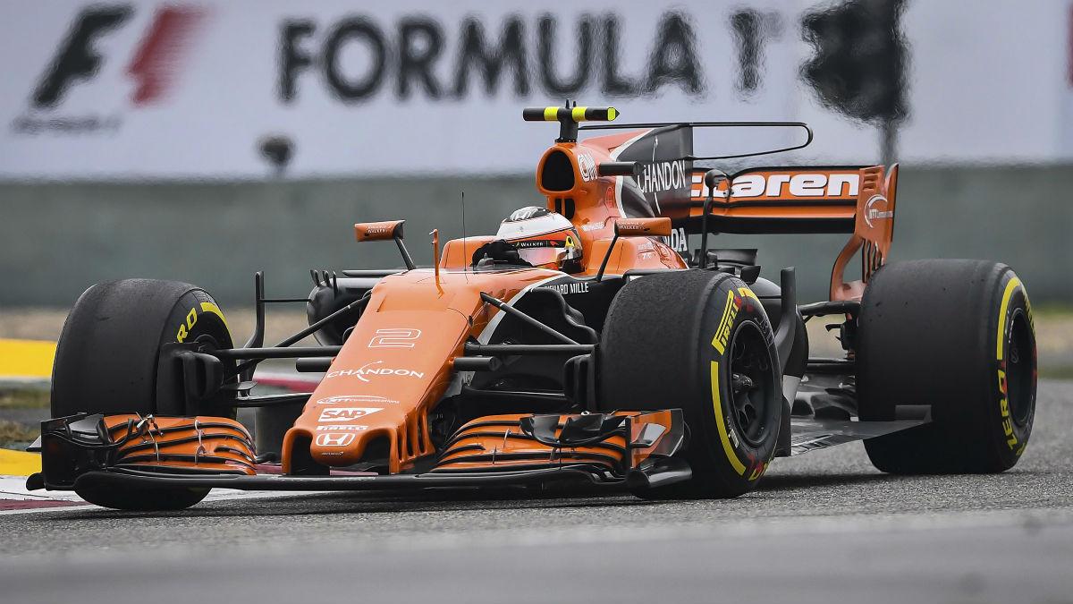Stoffel Vandoorne ha confirmado que McLaren Honda lleva una serie de interesantes mejoras para el Gran Premio de España. (Getty)