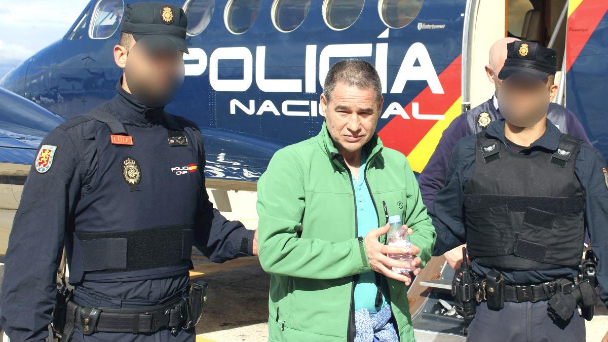 El etarra Antonio Troitiño.