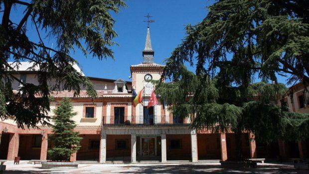 Ayuntamiento de Las Rozas (Madrid).