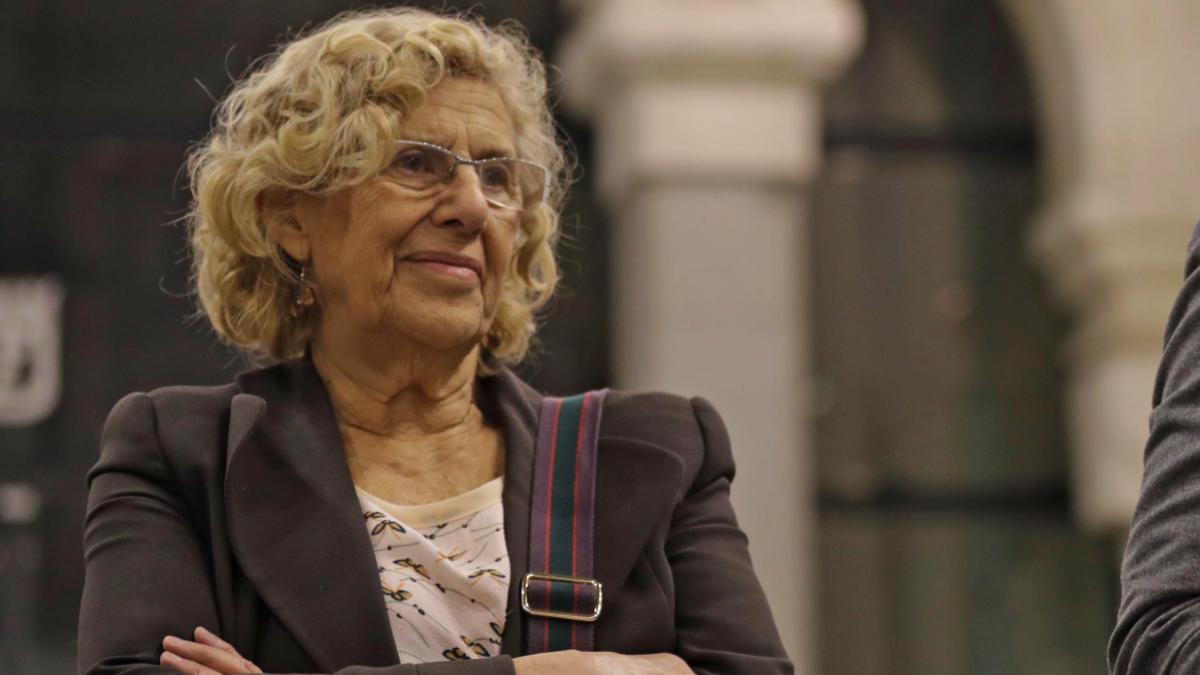 La alcaldesa de Ahora Madrid, Manuela Carmena. (Foto: Madrid)