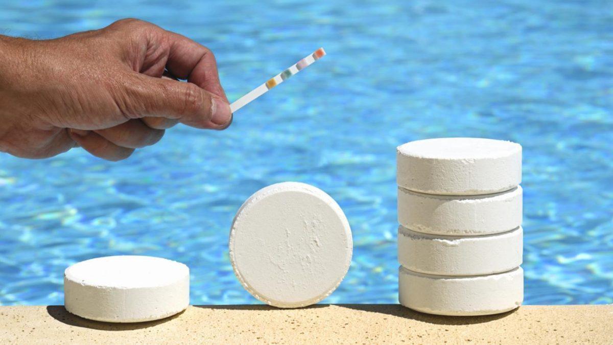 Cinco datos interesantes sobre el cloro for Nivel de cloro en piscinas