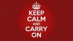 Keep Calm and Carry On: ¿Conoces su origen?