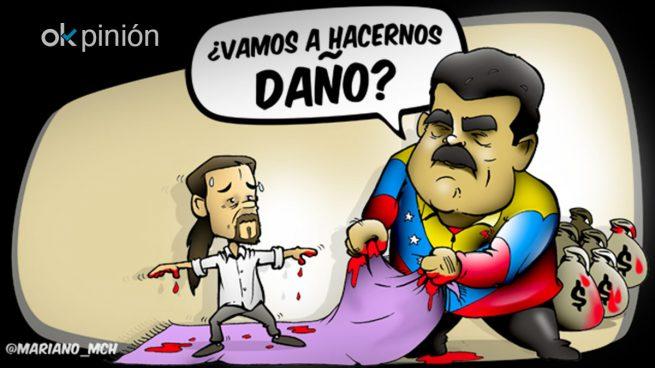 Si Maduro tira de la manta…