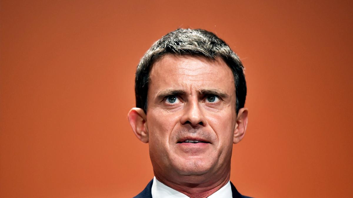 Manuel Valls. (Foto: AFP)