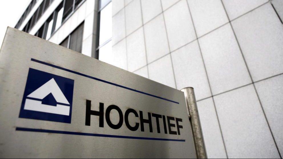 Sede de Hochtief, en Alemania.