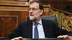 Mariano Rajoy en el Congreso. (Foto: Paco Toledo)