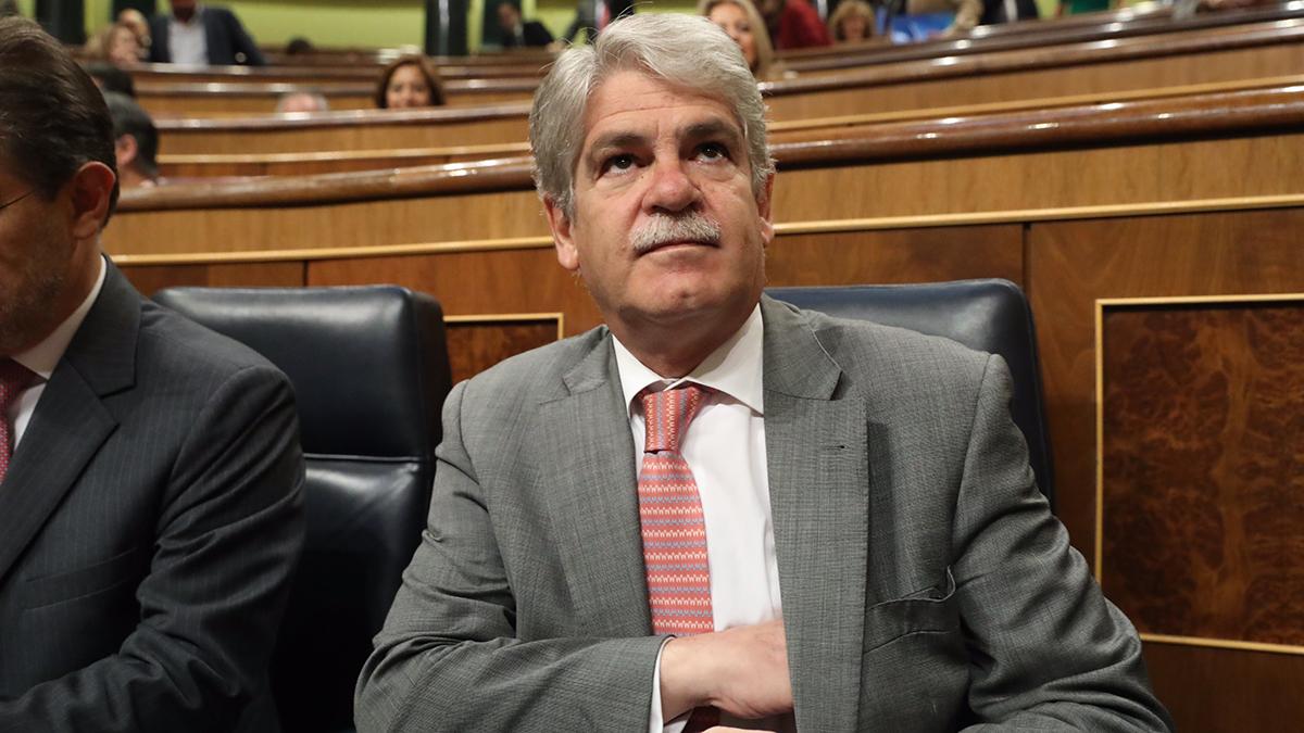 Alfonso Dastis, ministro de Asuntos Exteriores. (Foto: Francisco Toledo)