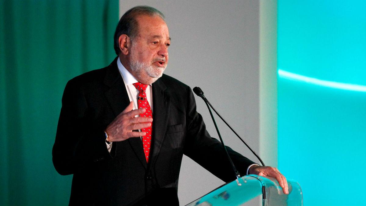 El multimillonario Carlos Slim (Foto: GETTY).