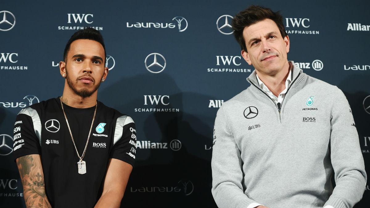 Toto Wolff ha reconocido que en Mercedes todavía no saben a ciencia cierta lo que provocó el paupérrimo rendimiento de Lewis Hamilton en Rusia. (Getty)