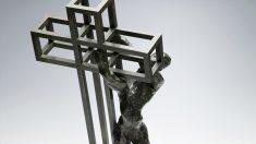 'Cristo Hipercúbico' de Salvador Dalí. (Foto: Setdart)