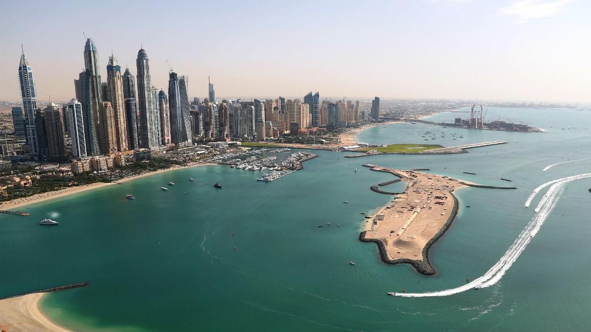 Skyline de Dubái (Foto: GETTY).