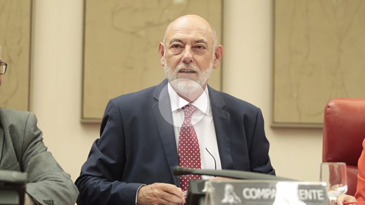 José Manuel Maza, fiscal general del Estado. (Foto: Paco Toledo)