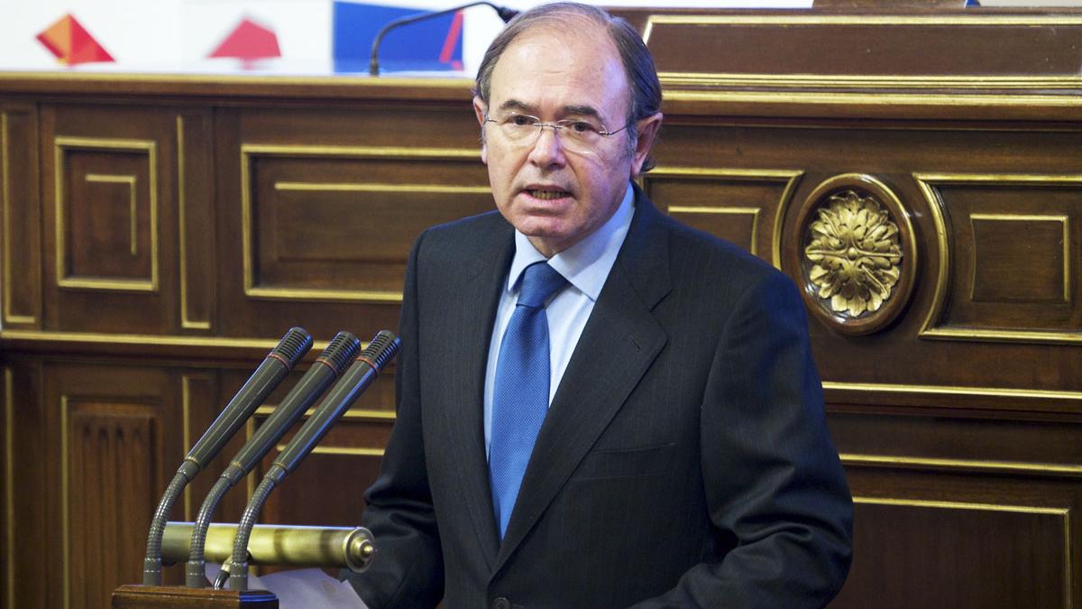 El presidente del Senado, Pío García-Escudero. (Foto: EFE) | Última hora Madrid