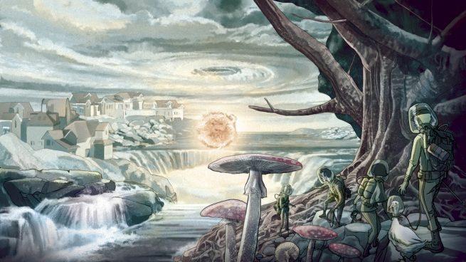 Teoría de la Tierra hueca