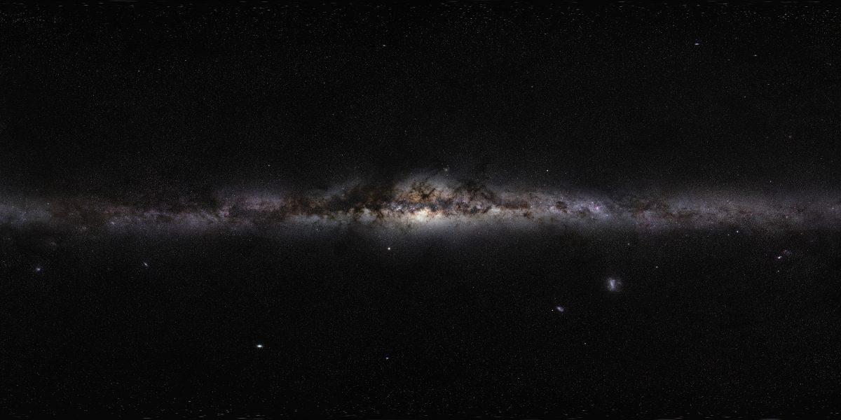 ¿Cuántas estrellas y planetas tiene la Vía Láctea?