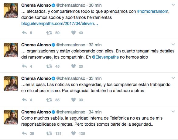 """El hacker que fichó Telefónica se excusa tras el ataque: """"No soy responsable de seguridad interna"""""""