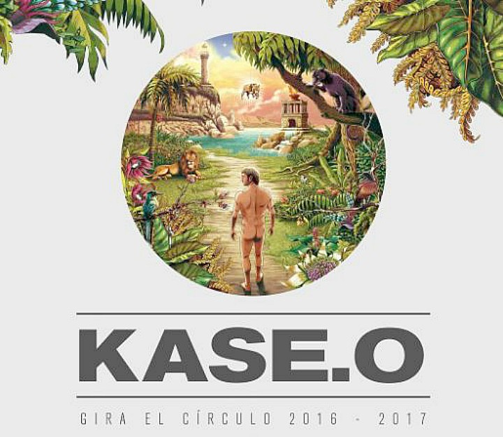 Kase.O ofrecerá un concierto en las Fiestas del Pilar 2017