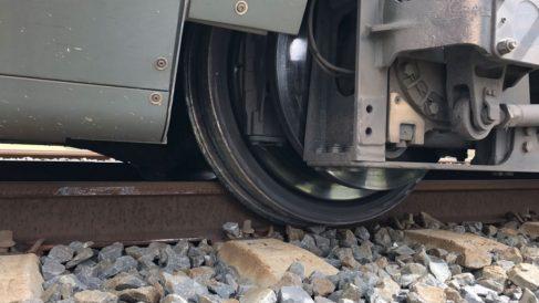 Sabotaje ruedas trenes AVE