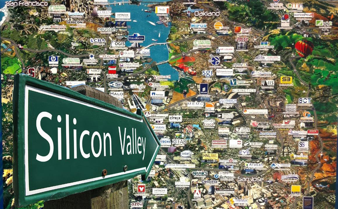 Todo lo que debes saber sobre Silicon Valley.