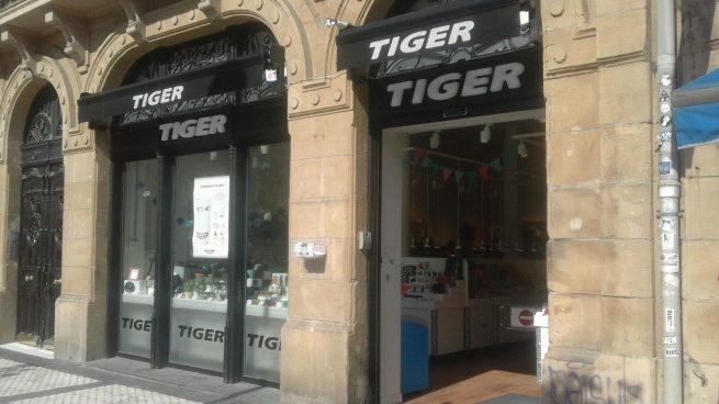 Las tiendas Tiger han vendido productos ilegales que atentan contra la seguridad
