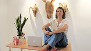 Rocío Muñoz, CEO de Real Fábrica Española.