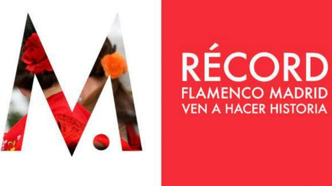 Flamenco Madrid quiere batir el récord en la plaza de Colón.