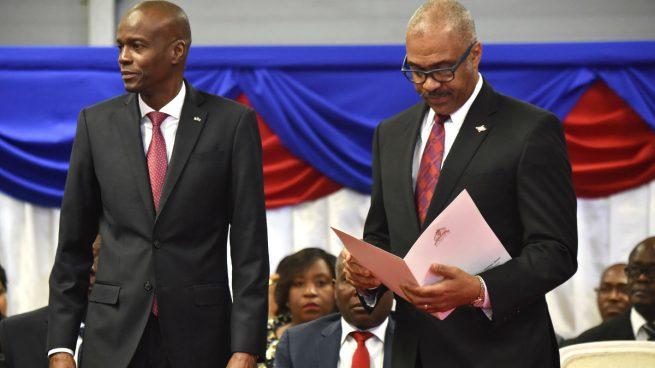 Haití-Combustible