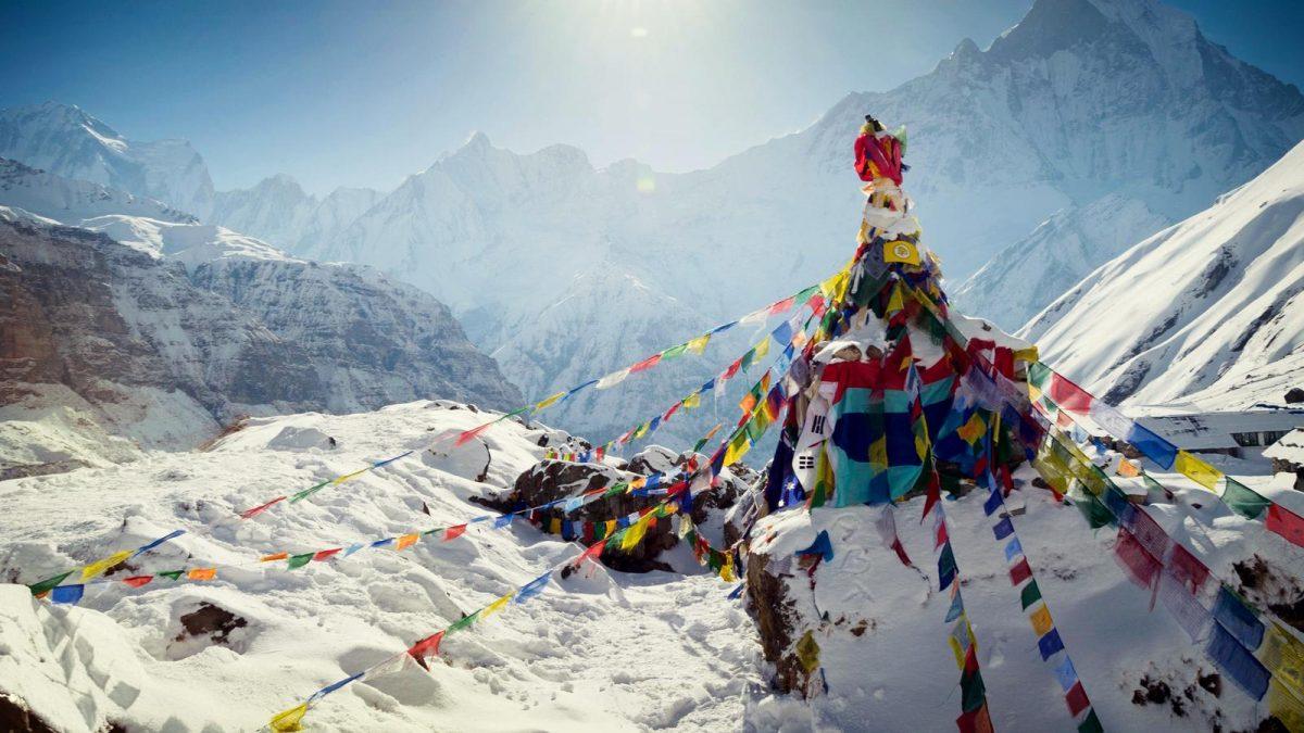 5 curiosidades sobre el Monte Everest.