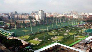 Golf del Canal de Isabel II en Madrid.