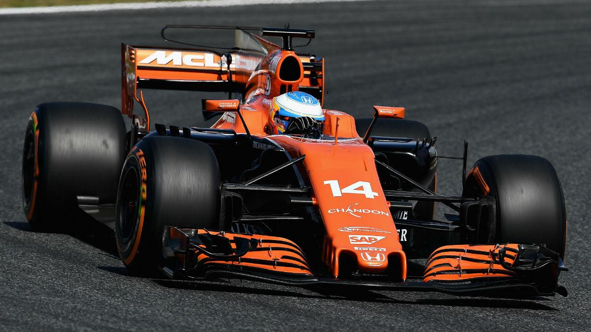 Honda, a pesar de su lamentable rendimiento, ha extraído conclusiones positivas del Gran Premio de España de Fórmula 1. (Getty)