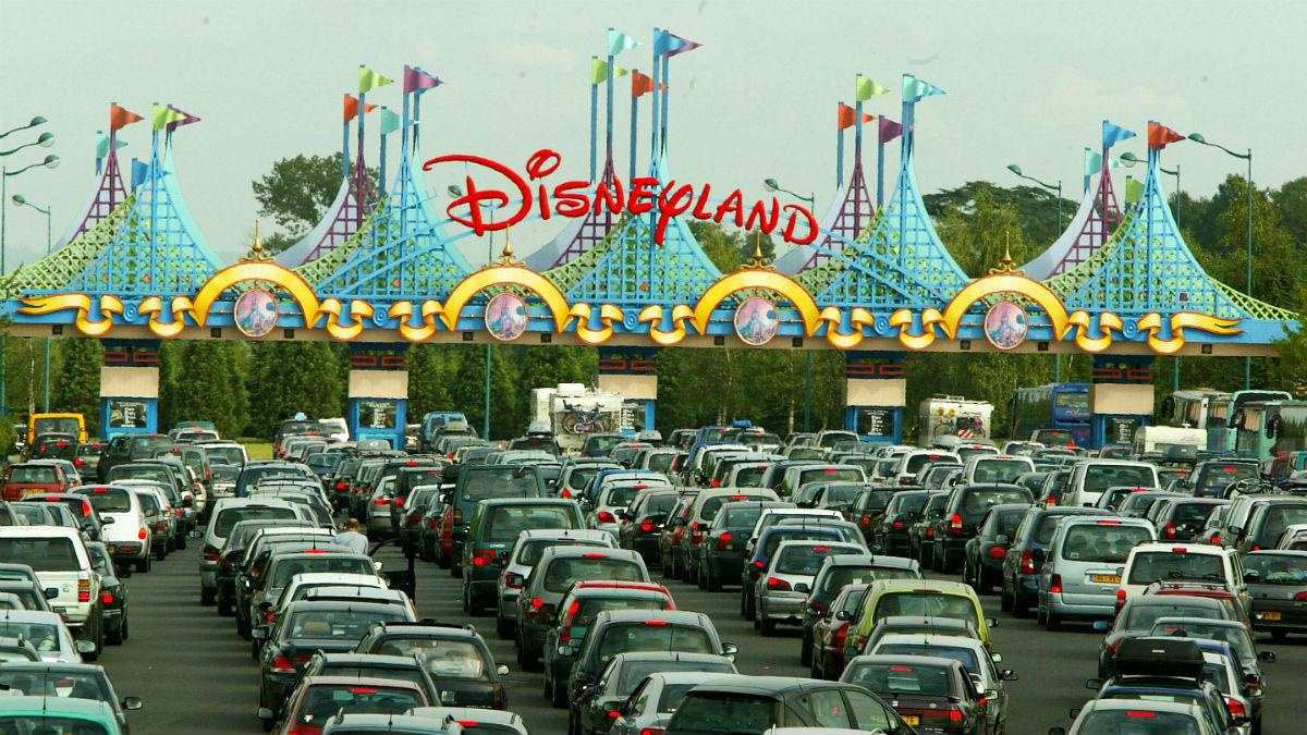 Disneyland París (Foto: GETTY).