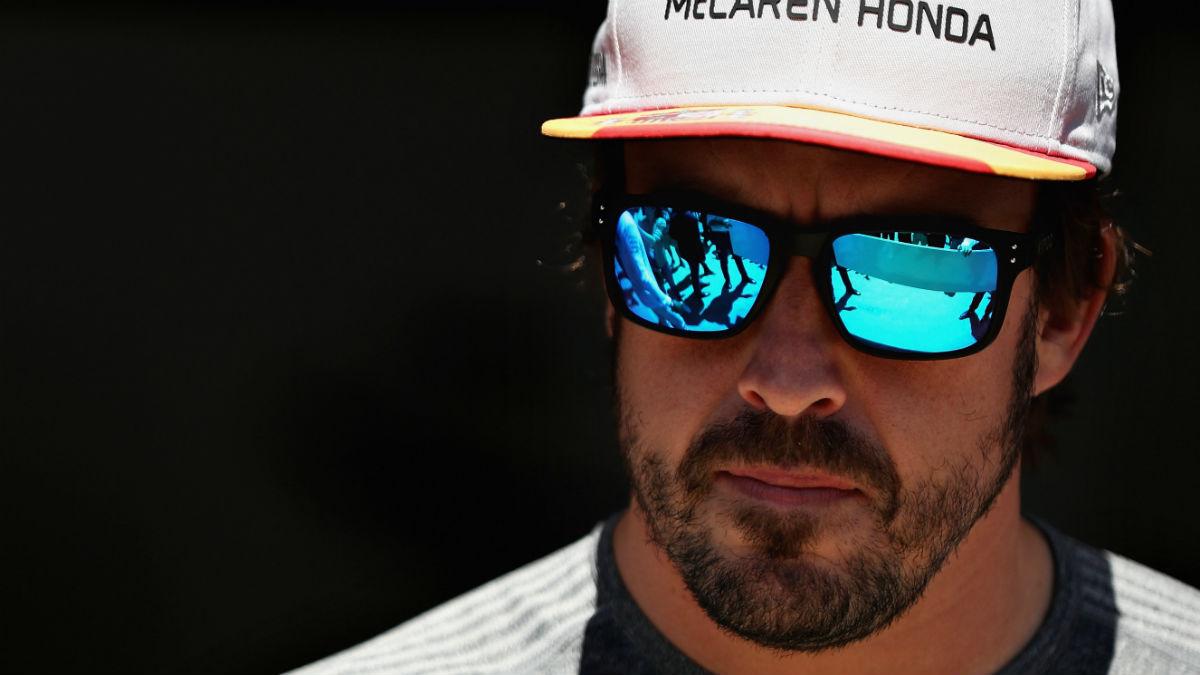 Fernando Alonso lleva una temporada aciaga. (Getty)