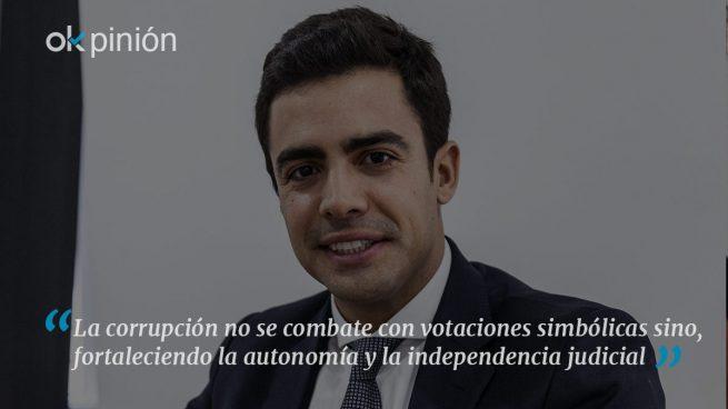 Corrupción y marketing electoral frente a Catalá