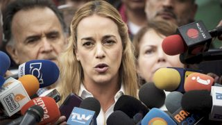 Lilian Tintori. (Foto: Getty)