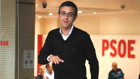 El diputado del PSOE, Eduardo Madina (Foto: Efe)